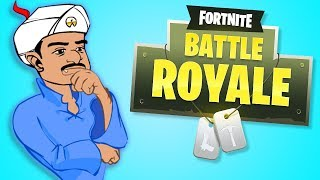 Kennt der Akinator FORTNITE !?