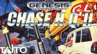 Classic Game Room - CHASE H.Q. II for Sega Genesis review