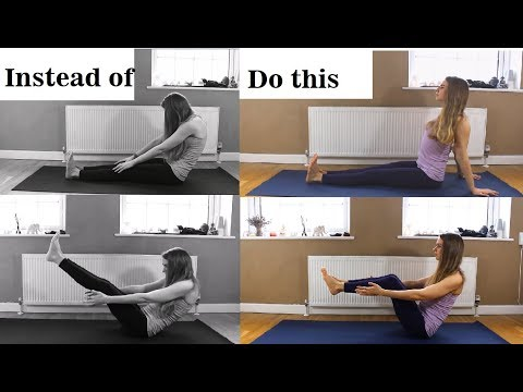 DO'S & DON'TS. How to keep your back straight in these 6 Yoga Poses