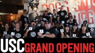 USC Grand Opening | Dog Haus