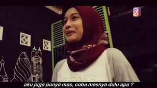 """Gambar cover """"Pernah"""" versi Jawa Kebumen"""