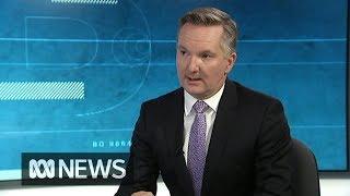 Shadow Treasurer Chris Bowen responds to the Coalition's Federal Budget | ABC News