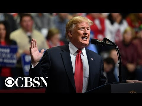 President Trump Holds Rally In Orlando, Florida, Live Stream