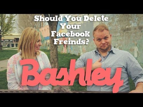 Should You Delete Your Facebook Friends?