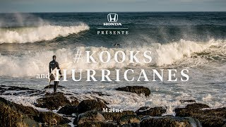Kooks And Hurricanes The Maine