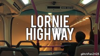 [SBST] First Day - Lornie Highway Route Amendment Phase 1