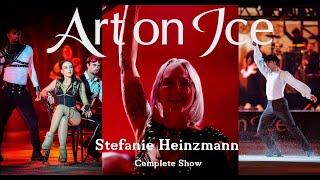 Art On Ice 2019 - Complete Show Stefanie Heinzmann - Hallenstadion Zürich 9.2.2019