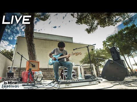 Perry Frank - Live | Summer is Mine Festival 2014 - Carbonia