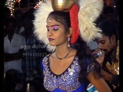 Viral Recording Dances 18 | Latest Tamil Karakattam Recording Dance Full Show, Tamil Adal Padal