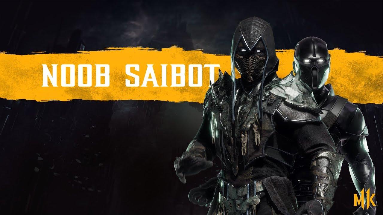 #MK11 - NOOB Saibot Reveal - Español Latino