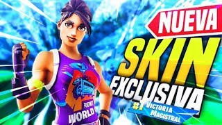 SKINS WORLD CUP! 100% EXCLUSIVE! | FORTNITE