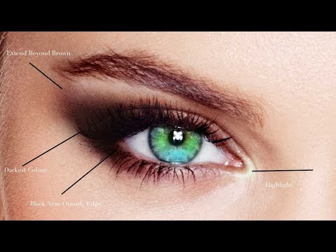 THE ULITMATE FELINE EYE SHADOW TUTORIAL