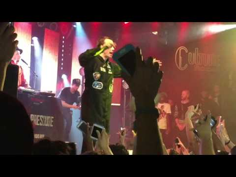 Never Enough By Logic @ Culture Room On 2/26/15