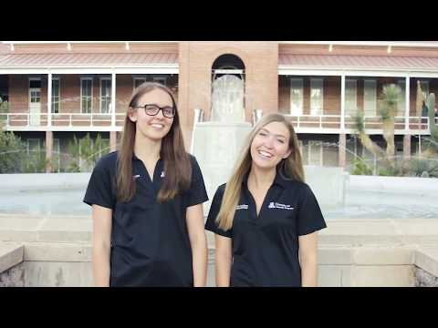 University of Arizona Panhellenic Recruitment Video