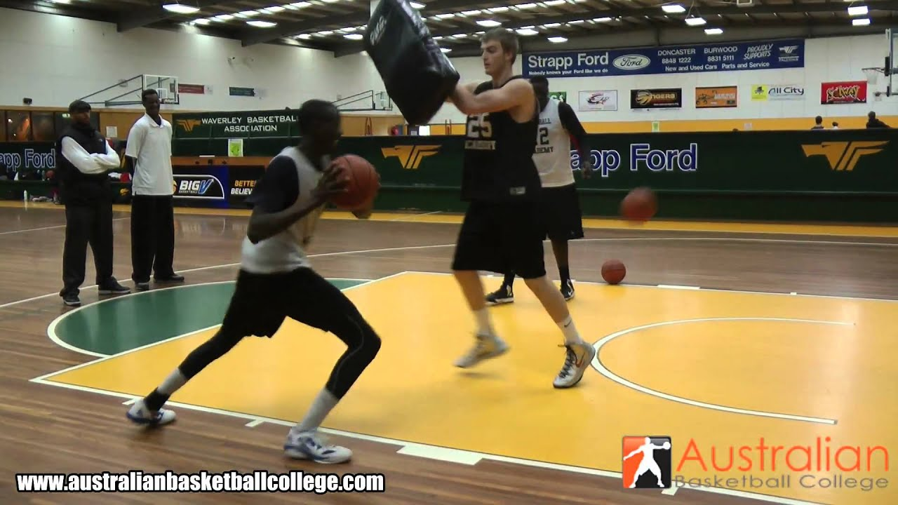 Australian Basketball Digest (AUBD) BIG MAN Workout