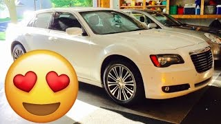 My Top 5 Favorite Things about the Chrysler 300!