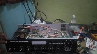 How to Make Home Made 5.1 channel Home theatre Amplifier with STK4192 IC Assembly