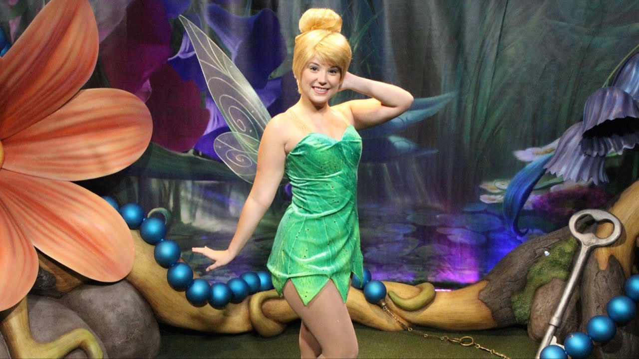 walt disney world pixie hollow meet the fairies cast