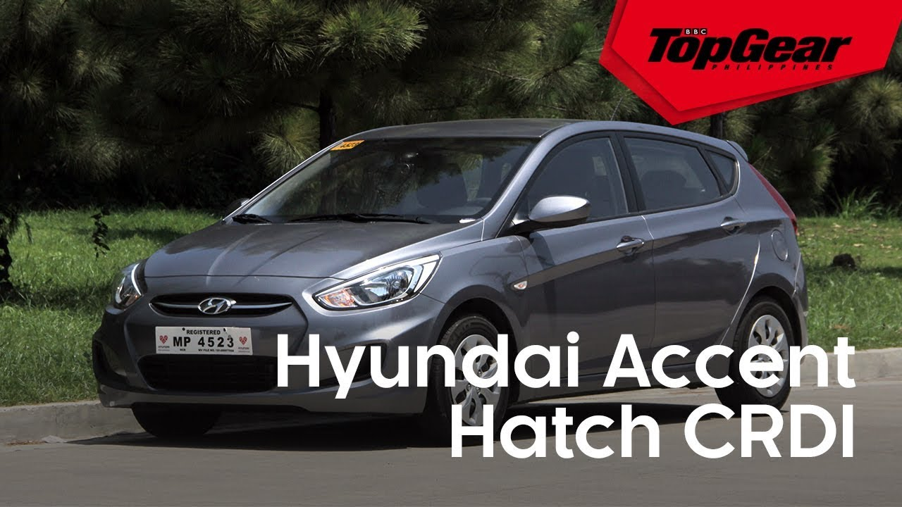Review Hyundai Accent Crdi The Accent Hatch Is A Roomy Everyday Car Youtube
