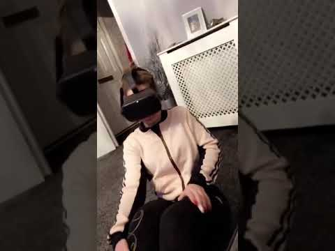 Watching It The Clown On Vr Oculus Quest Funny