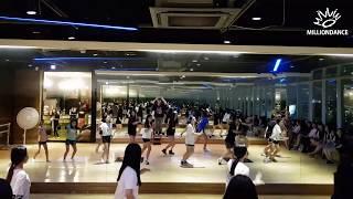 Million Dance (밀리언댄스) K-pop 여자친구 - 귀를기울이며 Teaching J-Ta