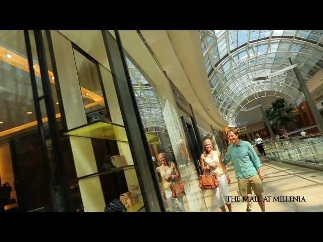 The Mall at Millenia - Orlando's Upscale Mall