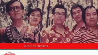 Koio Surunana by The Stylers (Trumpet Cha Cha)