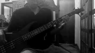 Deftones - Knife Party (Bass Cover)
