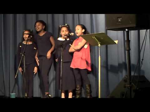 Glen Avenue Elementary School talent show 2016