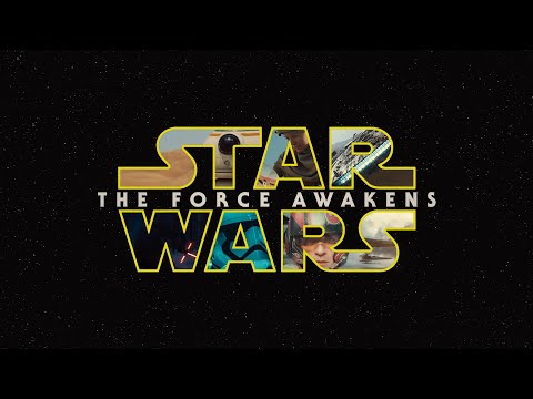 Star Wars The Force Awakens Official Trailer Theme