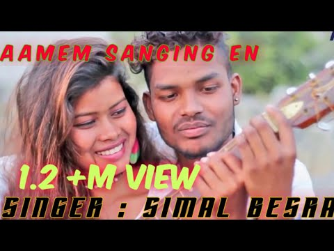 New santali video amem sanging en super hit SANTALI modern video