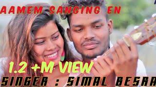 New santali video amem sanging en super hit SANTALI modern video