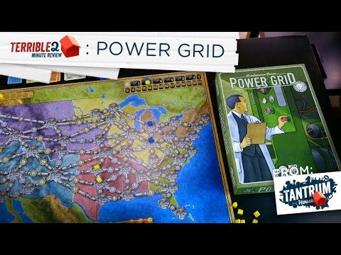 Tantrum House | Power Grid Review