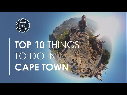 Cape Town 360° Top 10 Attractions - Rhino Africa's Travel Tips