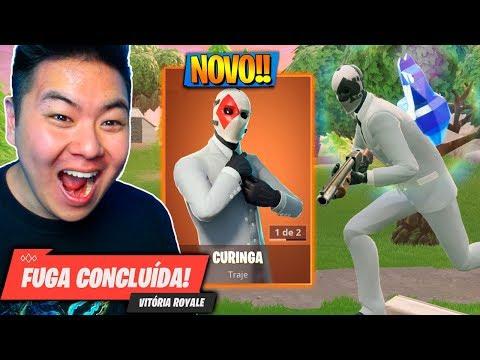 *NOVA* SKIN CURINGA E VENCI O NOVO MODO DE...