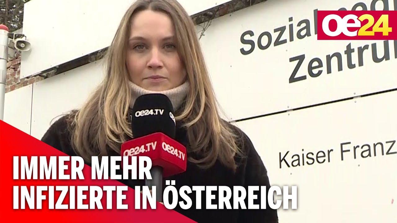 Infizierte österreich