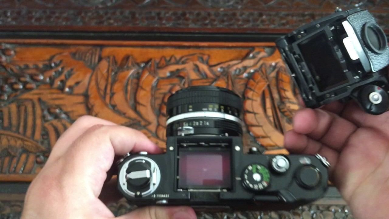 Nikon F2 Review and How To