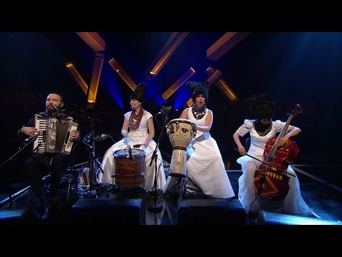DakhaBrakha - Sho Z-Pod Duba - Later… with Jools Holland - BBC Two