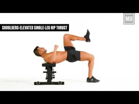 11 Glute-Pumping Hip Thrusts