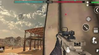 Country war - Battleground survival shooting Games Android Gameplayp part #4
