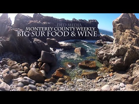 The Forrealist: Big Sur Food & WIne.