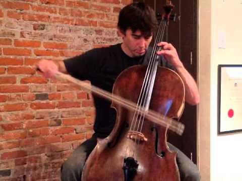 Trap Queen - solo cello