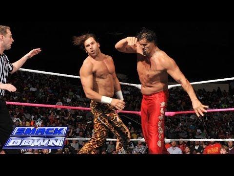 The Great Khali vs. Fandango: SmackDown, Oct. 25, 2013