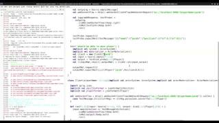 implementing websocket game server with scala and akka streams part 4 4
