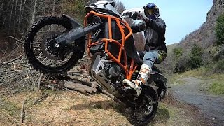 Chris Birch KTM1190 R Adventure Out Takes
