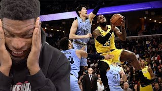 Lets Just FORGET This Ever Happened! Los Angeles Lakers vs Memphis Grizzlies Full Game Highlights