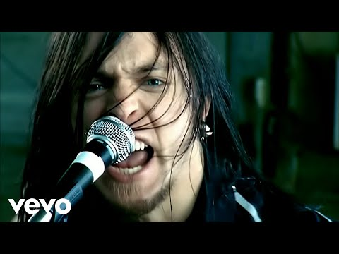 Bullet For My Valentine - Scream Aim Fire (Official Video)