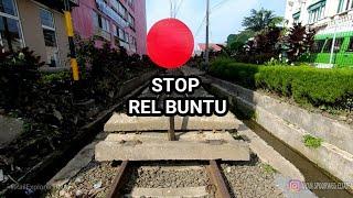 Proyek Double track Bogor - Sukabumi stasiun Bogor sampai Stasiun Batu Tulis Bag.1