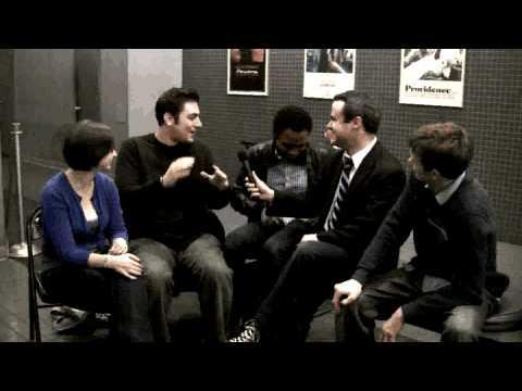Derrick Comedy Interview, part 1