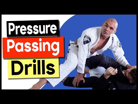 3 Drills To Improve Your Guard Passing